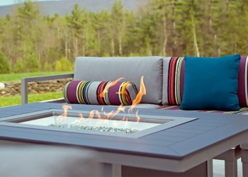 Gas Fire Tables and Wood Fire pits